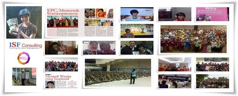 Irma Sustika pembicara, trainer dan inspirator perempuan dalam pemberdayaan ekonomi perempuan